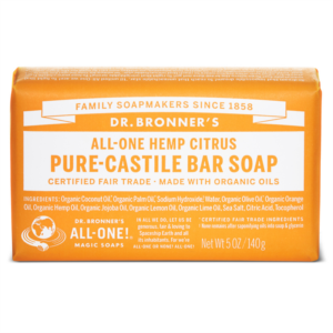 Dr. Bronners Citrus Orange 140 gr