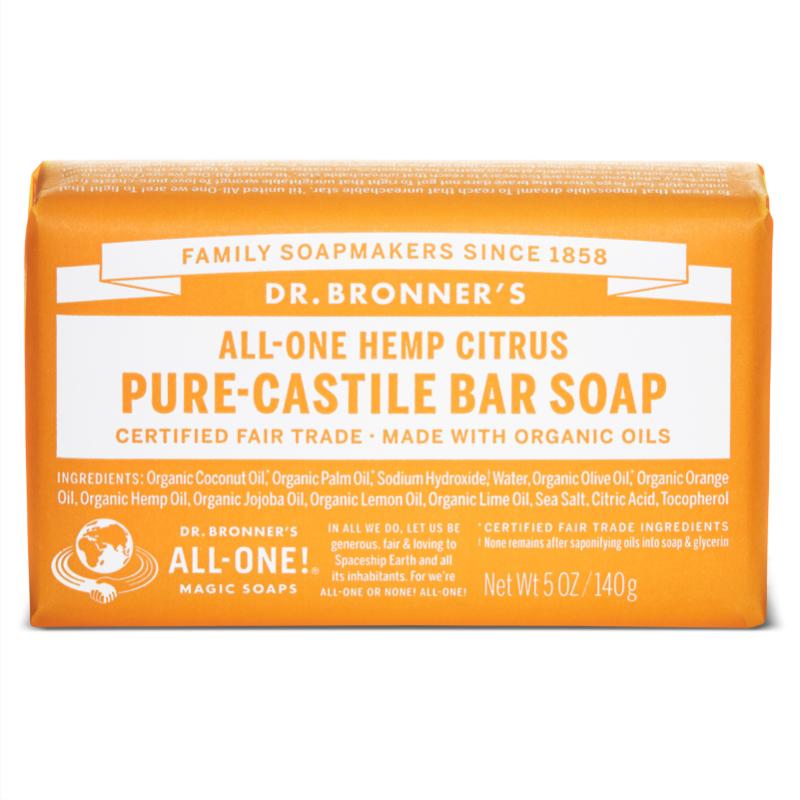 Dr. Bronners Citrus Orange 140 gr