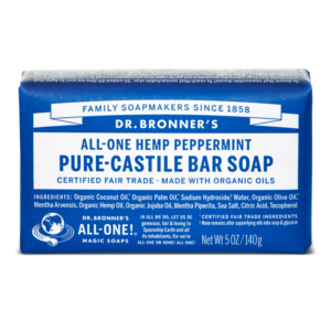 Dr. Bronners Peppermint 140 gr
