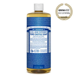Dr. Bronners Peppermint 945 ml
